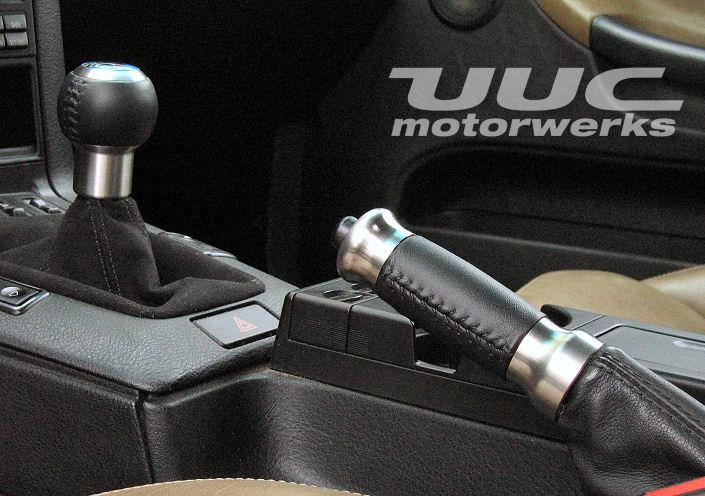 UUC Motorwerks Shift Knob O Rob Knob