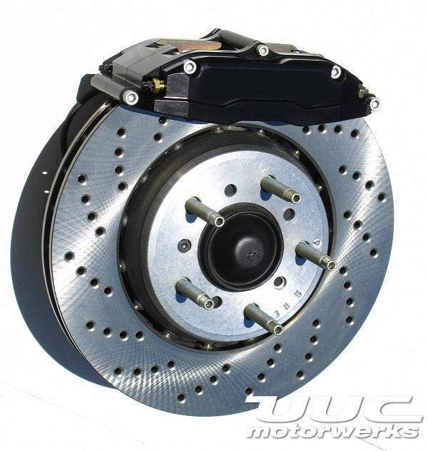 Bmw Z4 Brake Pad Replacement Dinan By Brembo Replacement